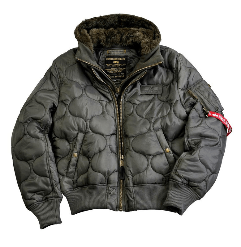 Куртки альфа индастриз спб